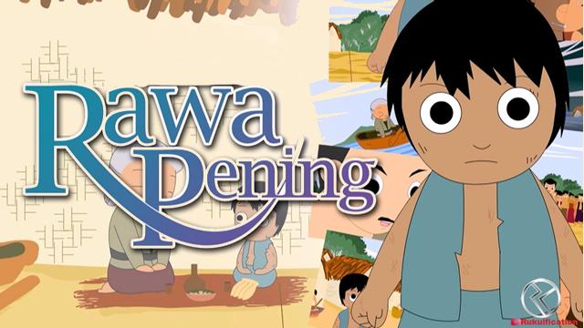 Legenda Rawa Pening (Jawa Tengah)