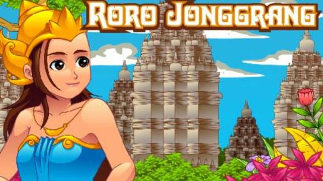 Legenda Roro Jonggrang (Jawa Tengah)