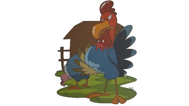 Ayam Yang Angkuh