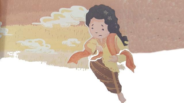 Putri Mambang Linau (Riau)