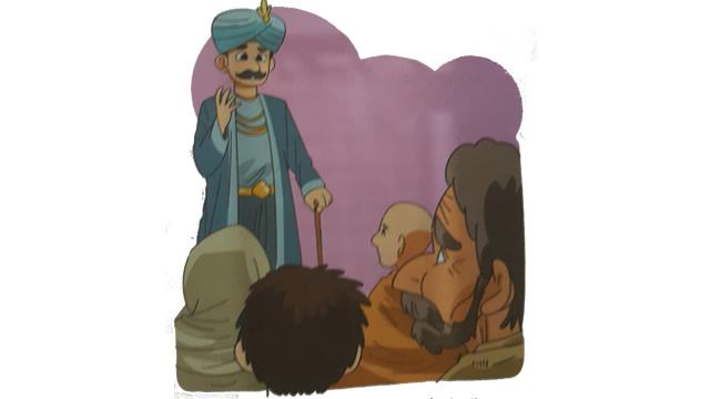 Raja Yang Bertobat (India)