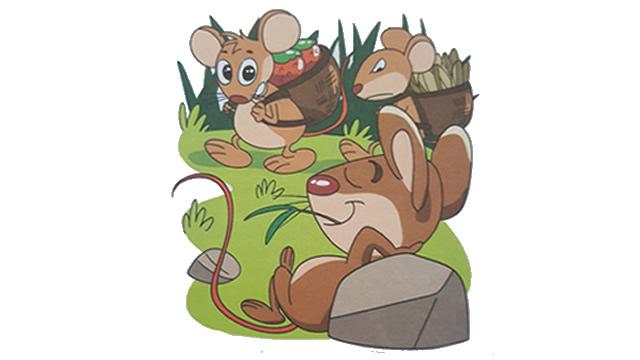 Tikus Pemalas (Amerika Serikat)