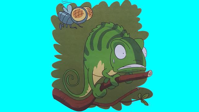 Iguana Penyendiri