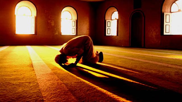 Shalat dan Menjadi Muslim