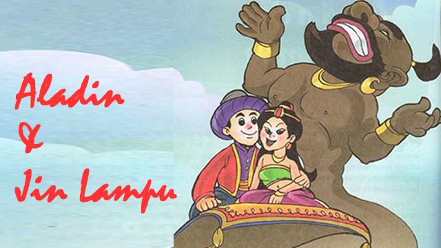 Aladdin dan Jin Lampu (Iran)