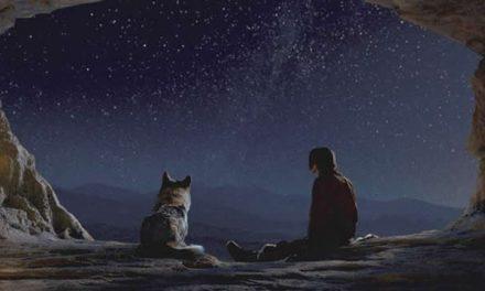Serigala dan Seorang Pemburu