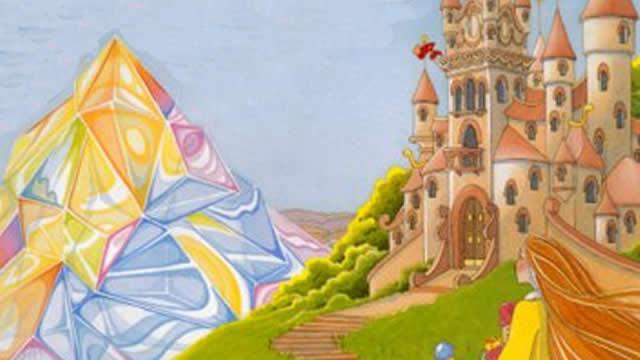 Si Tua Rinkrank dan Gunung Kaca