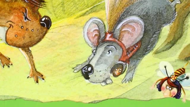 Tikus Yang Berperang Melawan Musang