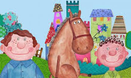 Petani, Anaknya dan Keledai