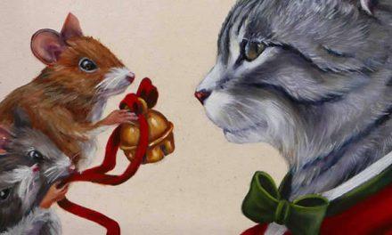 Tikus Yang Memberi Lonceng pada Kucing