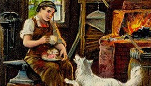 Pandai Besi dan Anjingnya
