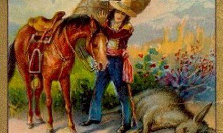 Kuda dan Keledai yang Sarat dengan Beban