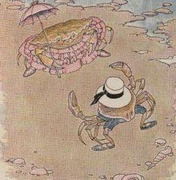 Kepiting Muda dan Ibunya