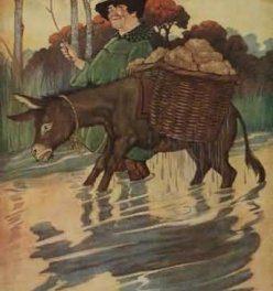 Keledai dan Garam Muatannya