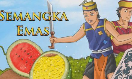 Legenda Semangka Emas (Kalimantan Barat)