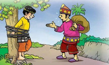Kisah Si Bugu Yang Pandir (Lampung)